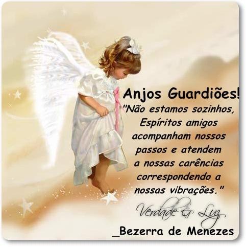 anjos guardiões
