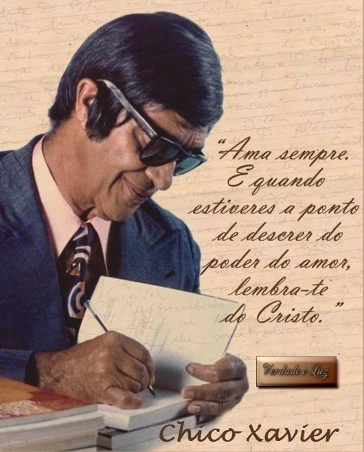 PROGRESSO DOS ANIMAIS CHICO XAVIER