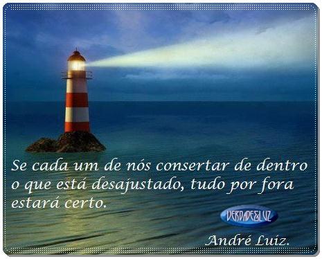 CONSERTAR DE DENTRO ANDRÉ LUIZ