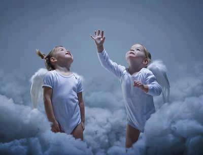 anjinhos lindos