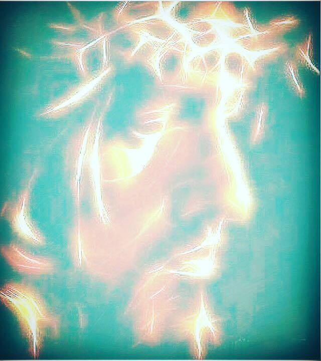JESUS COROA DE ESPINHOS