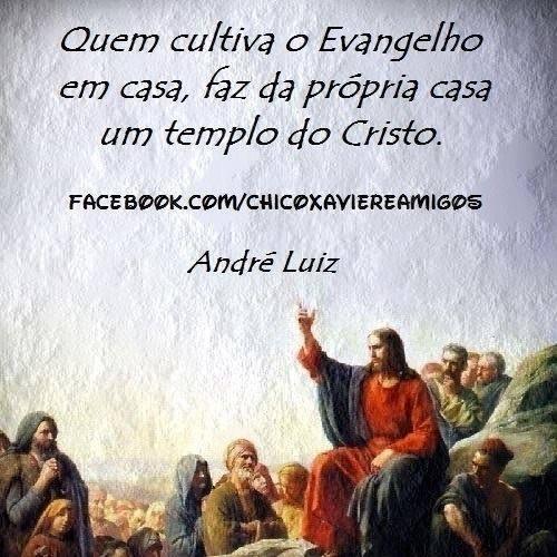 EVANGELHO ANDRÉ LUIZ