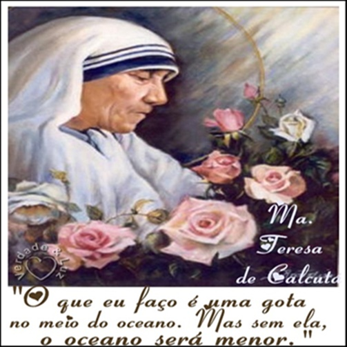 oceano do amor madre teresa