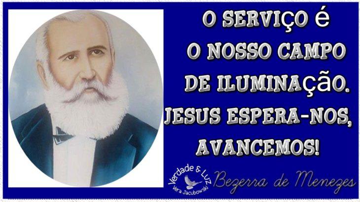 Mensagem Bezerra de Menezes