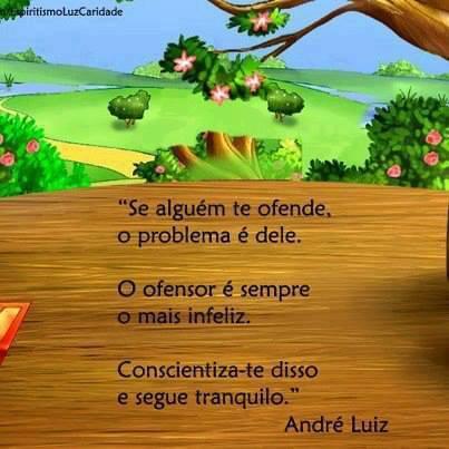 OFENDE ANDRÉ LUIZ