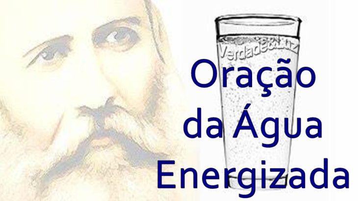 Suficiente Oração da Água Energizada./Dr Bezerra de Menezes - Verdade Luz SE18