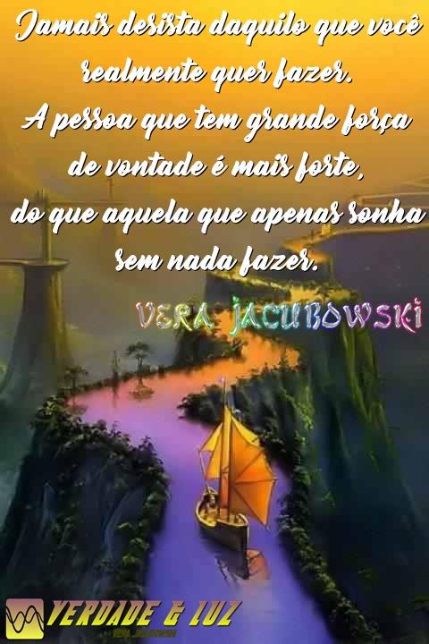 sonho vera jacubowski
