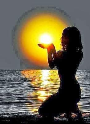 nascer do sol novo dia