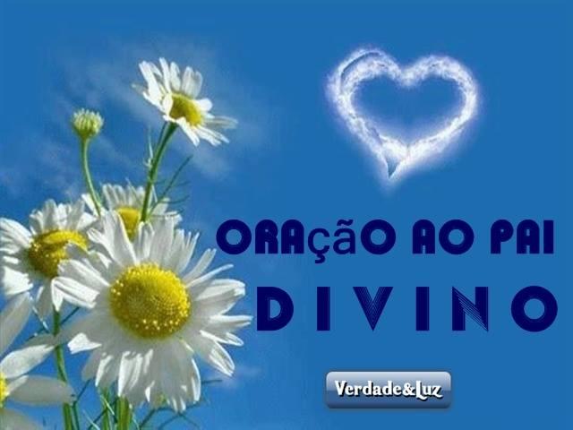 oração da cura divina