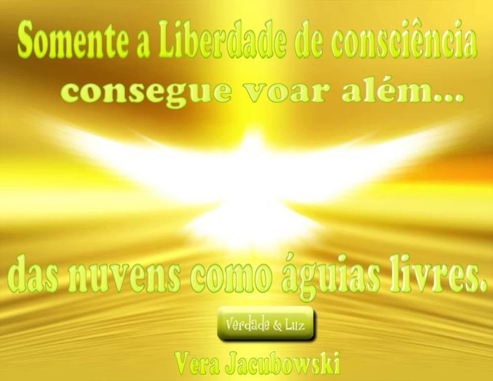 liberdade de consciência vera jacubowski
