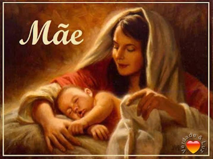 mãe de jesus