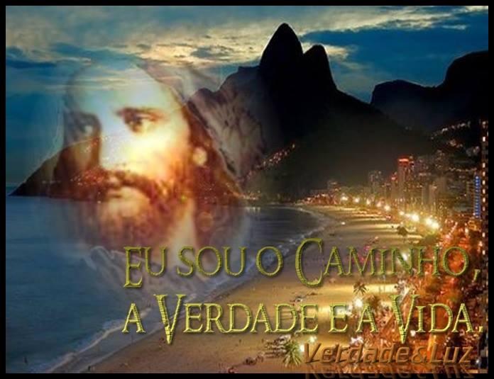 CAMINHO VERDADE VIDA JESUS
