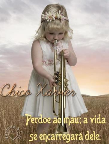 PERDOE CHICO XAVIER