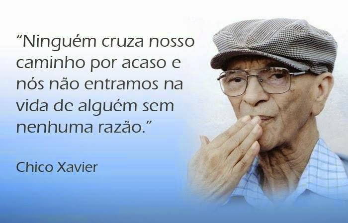 POR ACASO CHICO XAVIER
