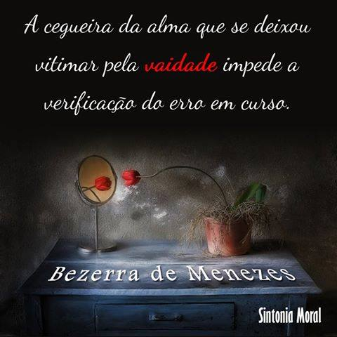CEGUEIRA DA ALMA BEZERRA DE MENEZES