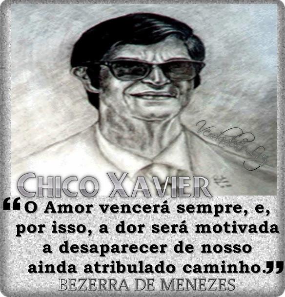 ATRIBULADO CAMINHO CHICO XAVIER