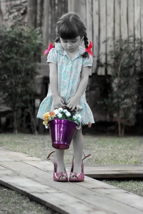 infância criança