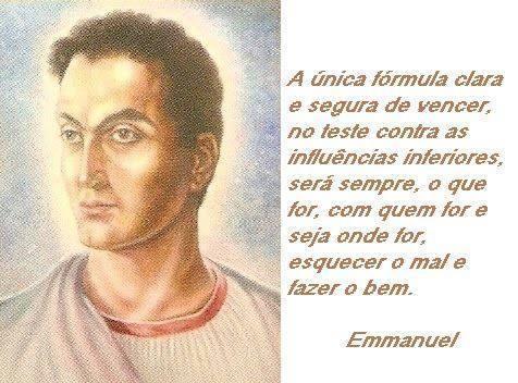 FAZER O BEM EMMANUEL