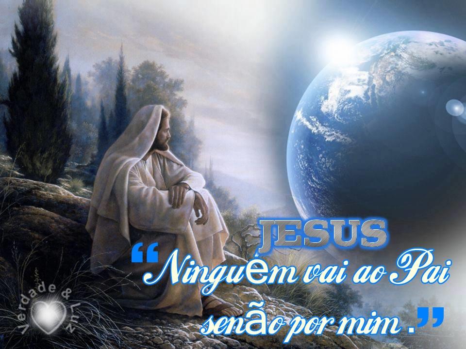ninguém vai ao pai  jesus