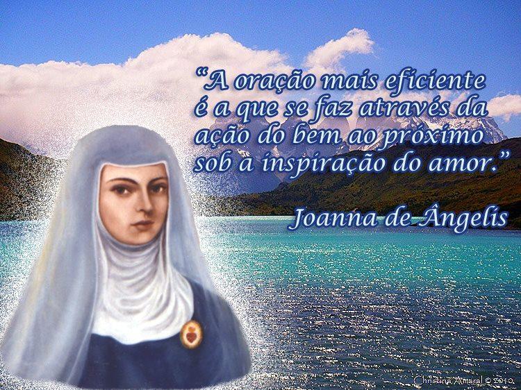 joanna de angelis oração