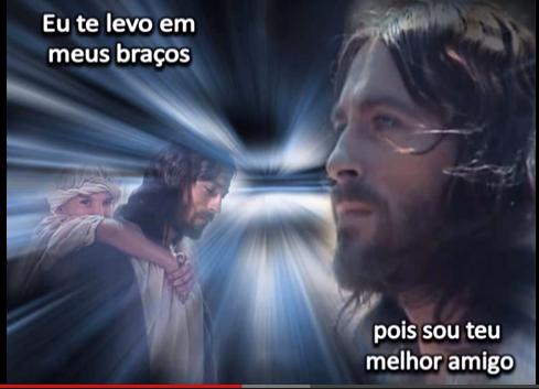 melhor amigo jesus
