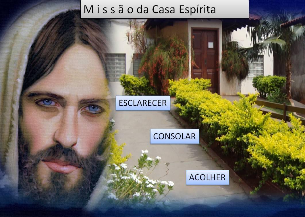 missão da casa espírita