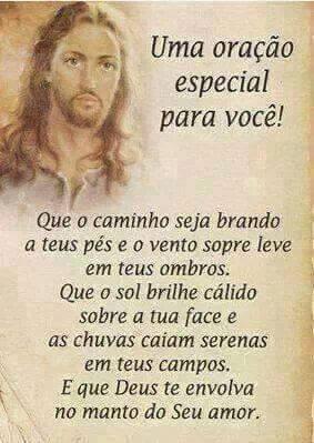 oração especial