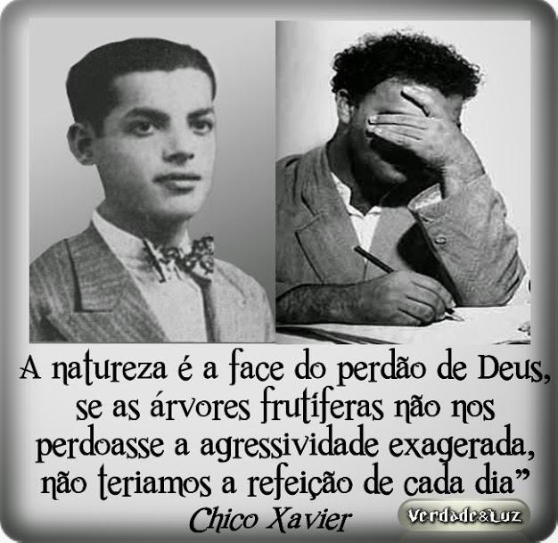 PERDÃO DE DEUS CHICO XAVIER