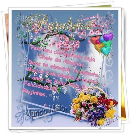 parabéns pelo aniversário