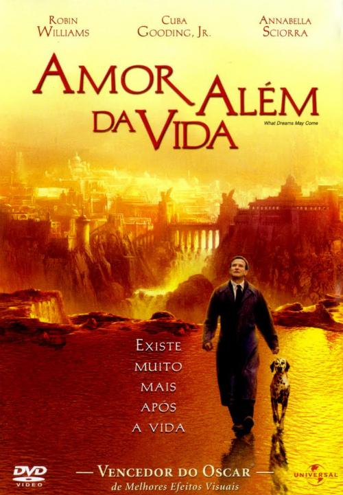 AMOR ALÉM DA VIDA FILME