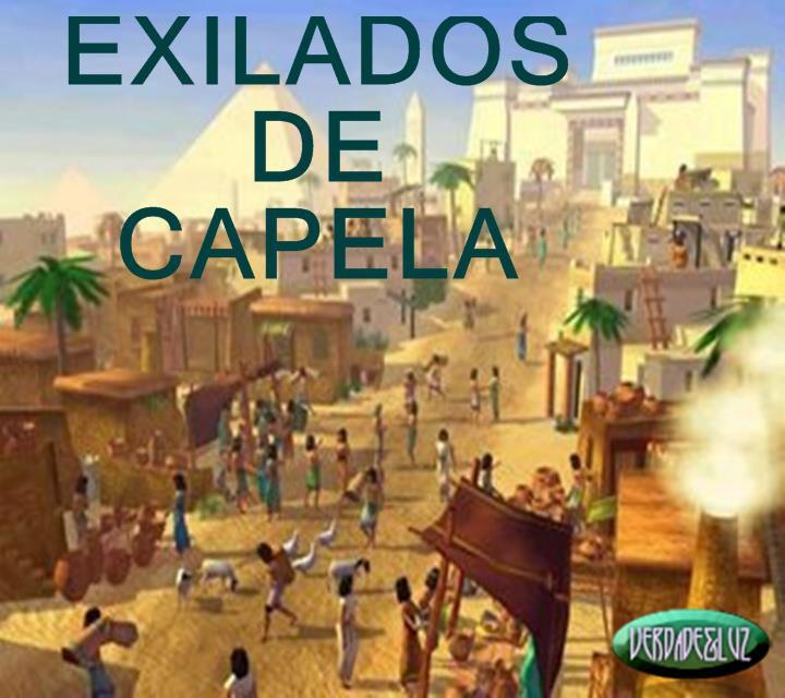 EXILADOS DE CAPELA - DOCUMENTÁRIO/Filme Explicativo