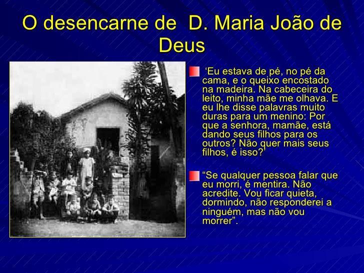 DESENCARNE MÃE DE CHICO