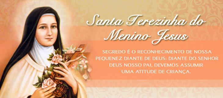 SANTA TEREZINHA DO MENINO JESUS FILME
