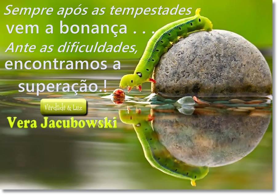 SUPERAÇÃO VERA JACUBOWSKI
