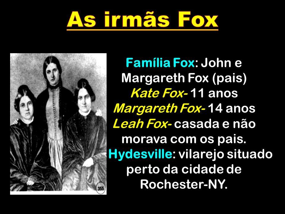 irmãs fox