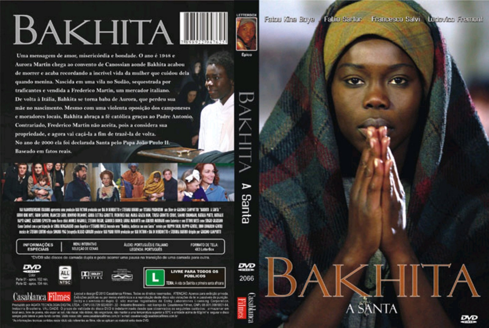 gratis filme santa bakhita