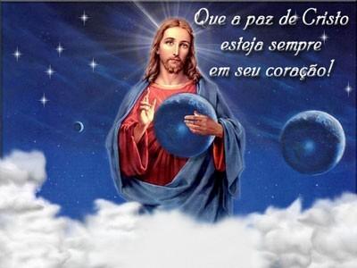Que a Paz do Cristo