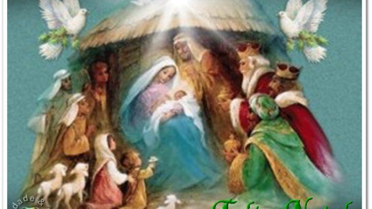 Nesta Data em que Comemoramos o Nascimento de Jesus