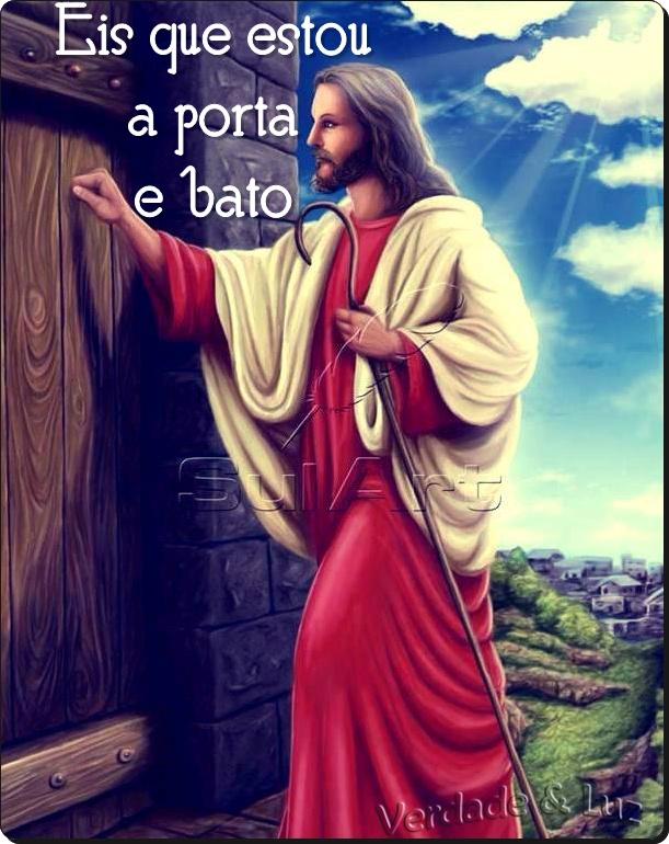 JESUS A PORTA
