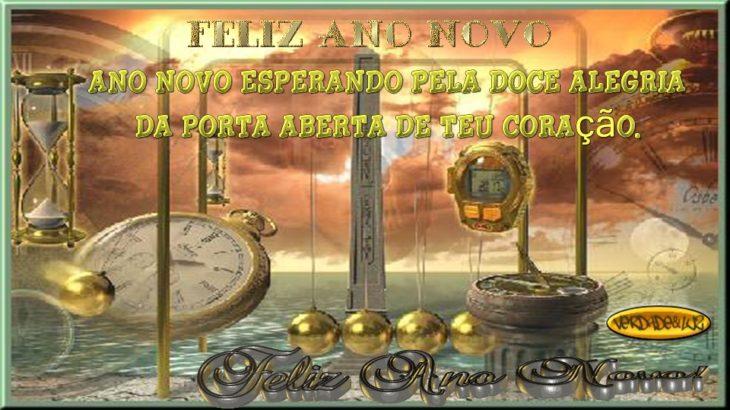 Desejo a você um ano repleto de luz amor saúde e prosperidade