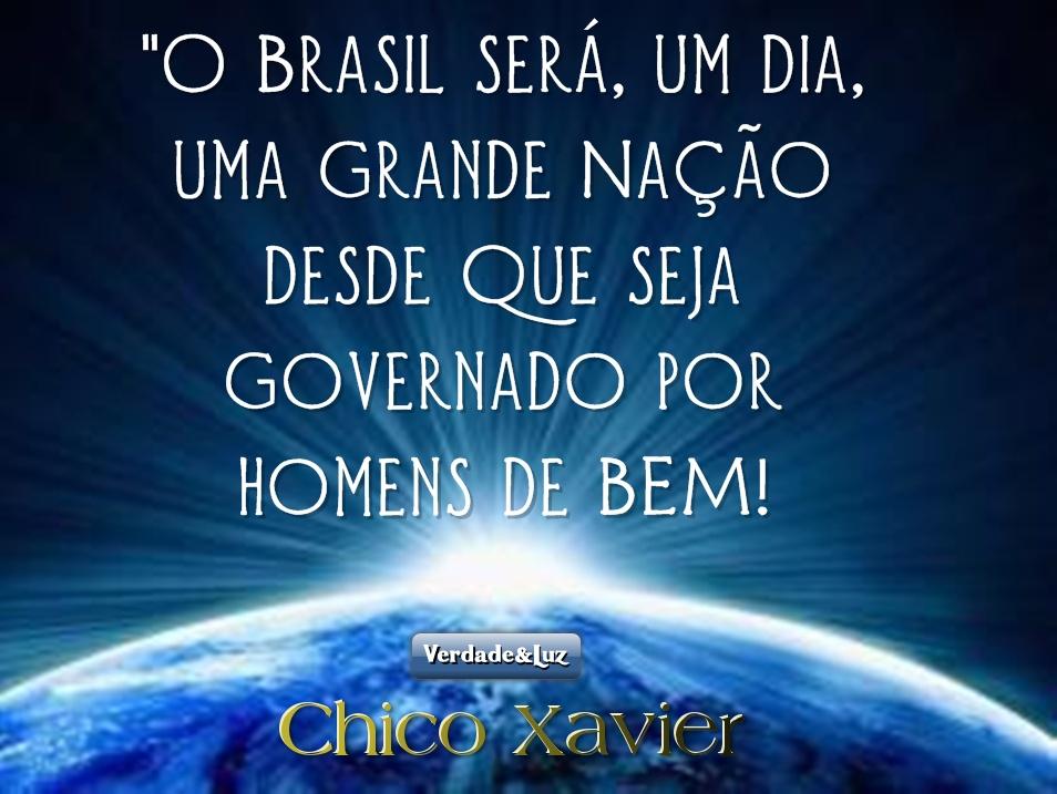 CHAMADA IMPORTANTE MUNDO ESPIRITUAL AO POVO BRASILEIRO