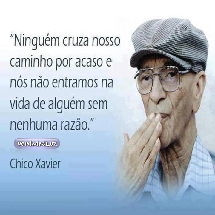 RAZÃO CHICO XAVIER