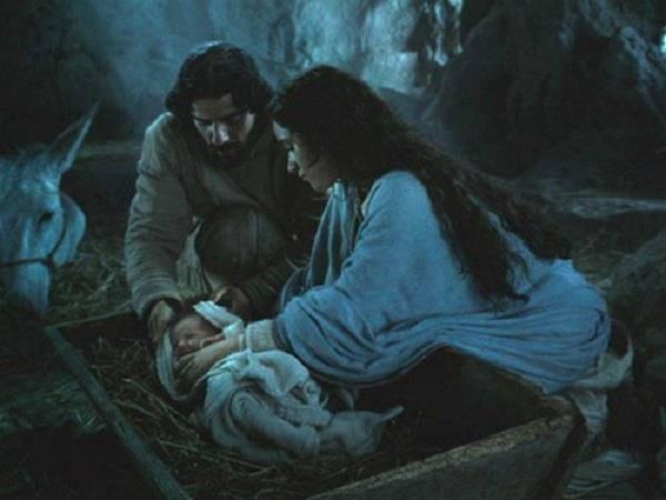 jesus nasce