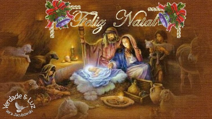 Aniversário de Jesus - Natal com o Mestre da Galileia