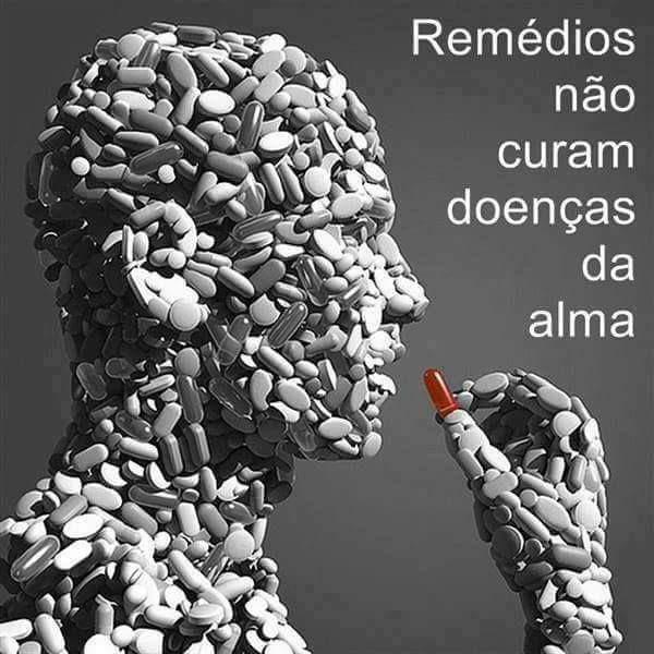 remédios da alma