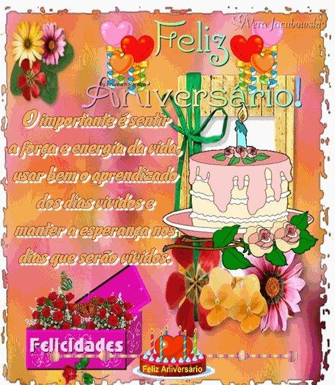FELIZ ANIVERSÁRIO 33