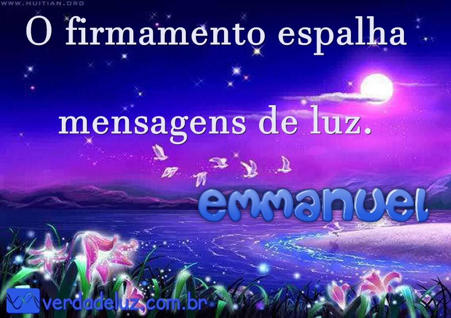 MENSAGENS DE LUZ EMMANUEL