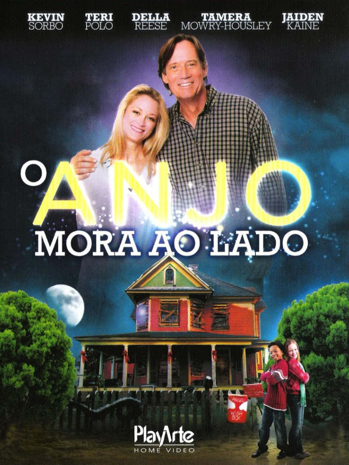 O ANJO MORA AO LADO - Filme Completo