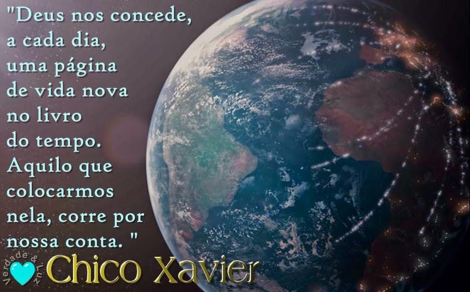 PÁGINA NOVA CHICO XAVIER