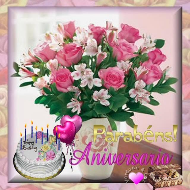 parabéns aniversário lindo